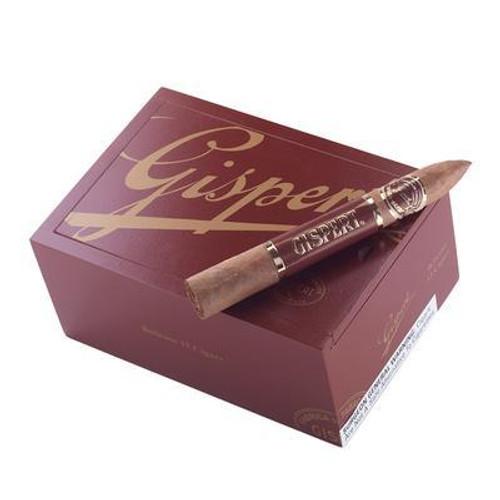 Gispert Belicoso Natural Cigars - 6 1/4 x 52 (Box of 15)