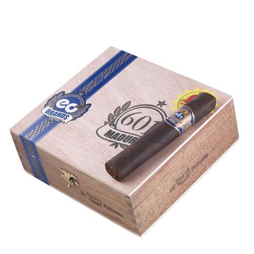 601 Blue Label Maduro Robusto - 5.25 x 52 Cigars (Box of 20)