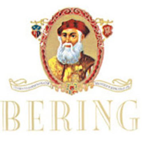 Bering Casino Glass Tubes Natural Cigars - 7 1/8 x 44 (Box of 15)