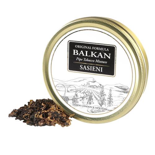 Balkan Sasieni Pipe Tobacco | 1.75 OZ TIN