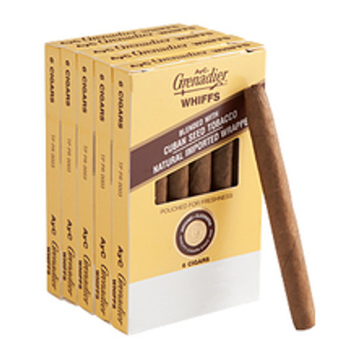 Antonio Y Cleopatra Whiff Cigars(5 Packs Of 6) - EMS