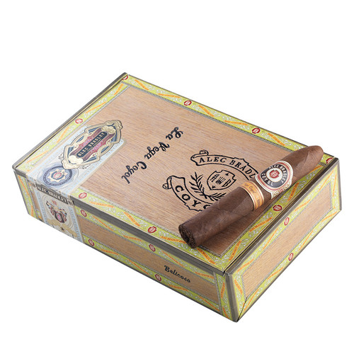 Alec Bradley Coyol Belicoso Cigars - 5 1/2 x 58 (Box of 20)