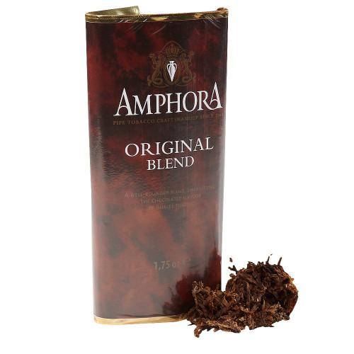 Amphora Original Pipe Tobacco | 1.75 OZ POUCH  - 5 COUNT