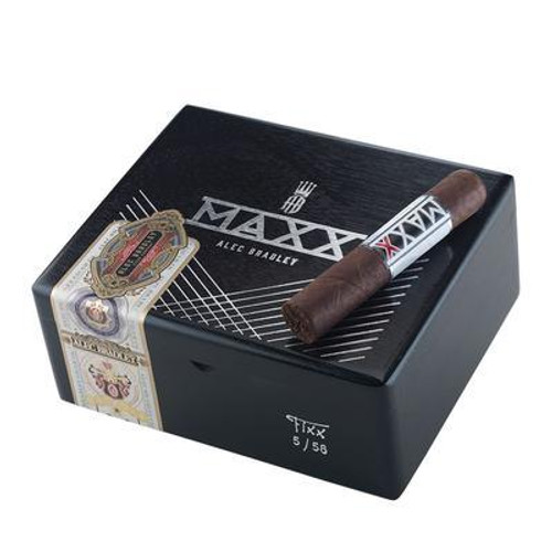 Alec Bradley MAXX Fixx Cigars - 5 x 58 (Box of 20)