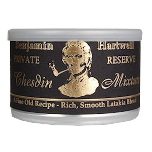 Benjamin Hartwell Chesdin Mixture Pipe Tobacco | 1.75 OZ TIN