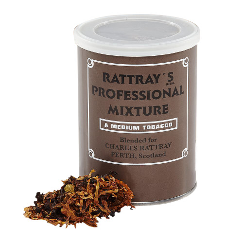 Rattray's Professional Mixture Pipe Tobacco | 1.75 OZ TIN