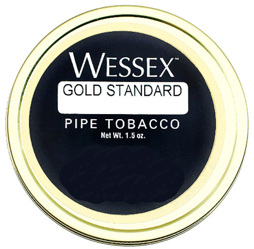 Wessex Gold Standard Pipe Tobacco | 1.50 OZ TIN