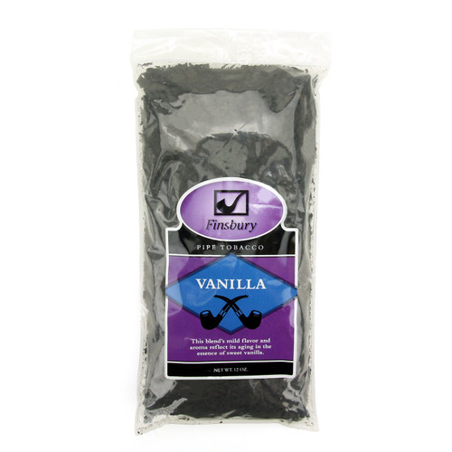 Finsbury Vanilla Pipe Tobacco | 12 OZ BAG