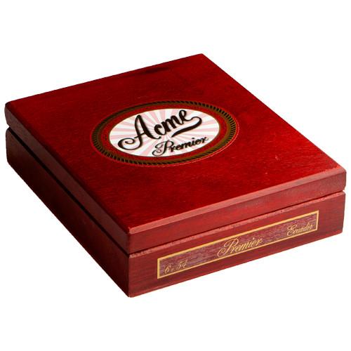 Acme Premier Ecuador Robusto Cigars - 5 x 50 (Box of 12)