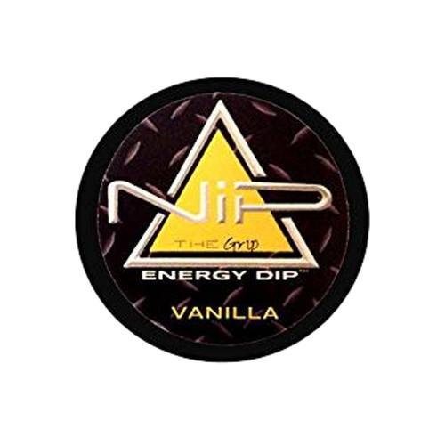 Nip Energy Dip - Vanilla Single Can - Non-Tobacco Nicotine Free Smokeless Alternative