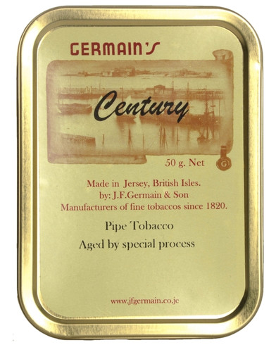 Germain's Century Pipe Tobacco | 1.75 OZ TIN