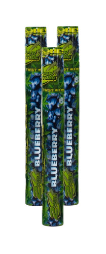 Cyclones Blueberry Flavored Pre-Rolled Hemp Cones 3ct (6 total)