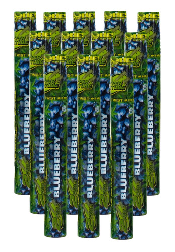 Cyclones Blueberry  Flavored Pre-Rolled Hemp Cones 12ct (24 total)
