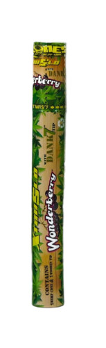 Cyclones Wonderberry Flavored Pre-Rolled Hemp Cones 1ct