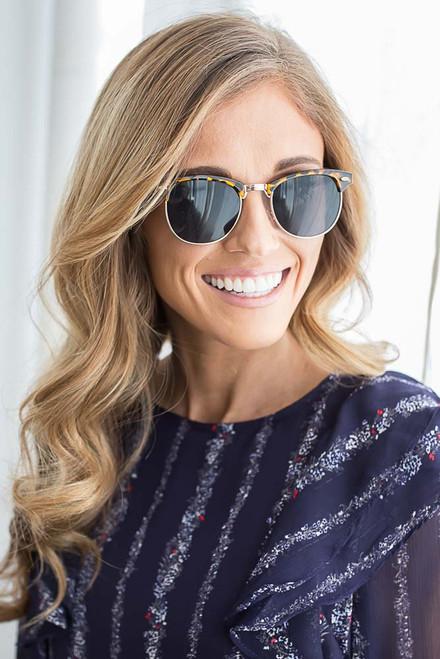 Endless Summer Wayfarer Sunglasses - Tortoise