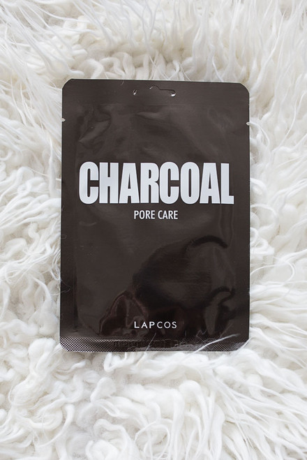 Lapcos Charcoal Pore Care Mask