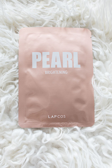 Lapcos Pearl Brightening Mask - FINAL SALE