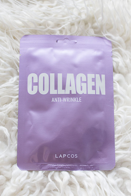 Lapcos Collagen Anti-Wrinkle Mask