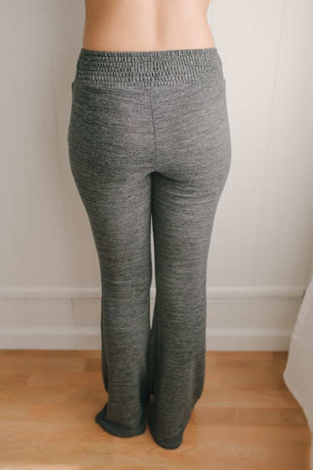 Weekend Relaxation Lounge Pants - Charcoal - FINAL SALE