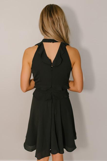 BB Dakota Crazy in Love Dress - Black