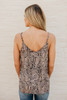 Welcome to the Jungle Printed Tank - Mocha