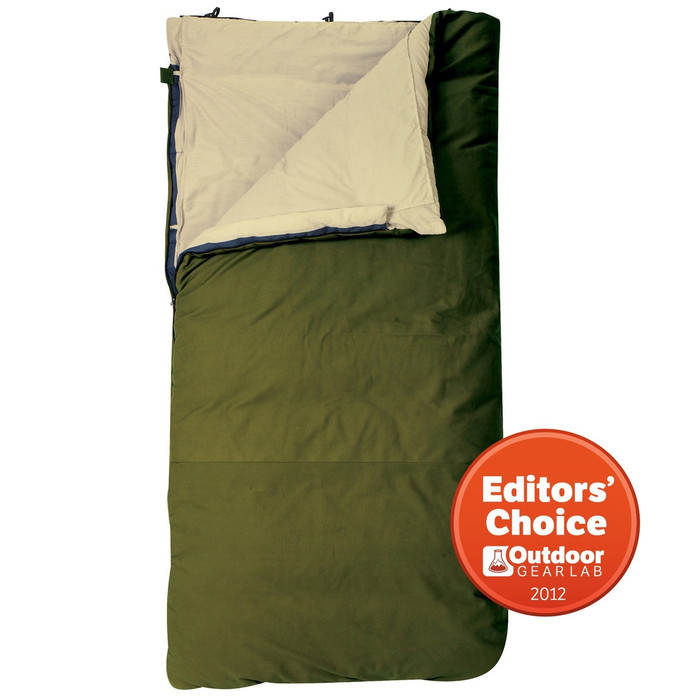 Country Squire Apartments: Slumberjack Country Squire 0 Degree Poly-Cotton Sleeping Bag