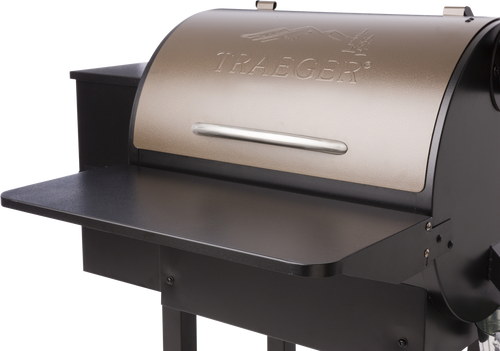 TRAEGER PELLET GRILL  FOLDING FRONT SHELF 22 SERIES