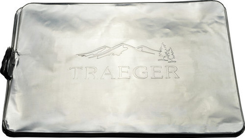 TRAEGER  PELLET GRILL BAC410 DRIP TRAY LINER 34 & 1300 SERIES GRILLS - 5  PACK