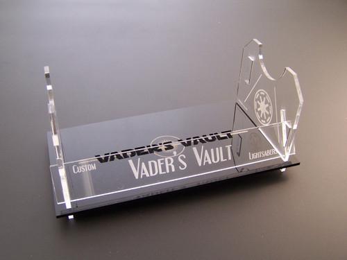 Vader's Vault Acrylic Display stand (Single)