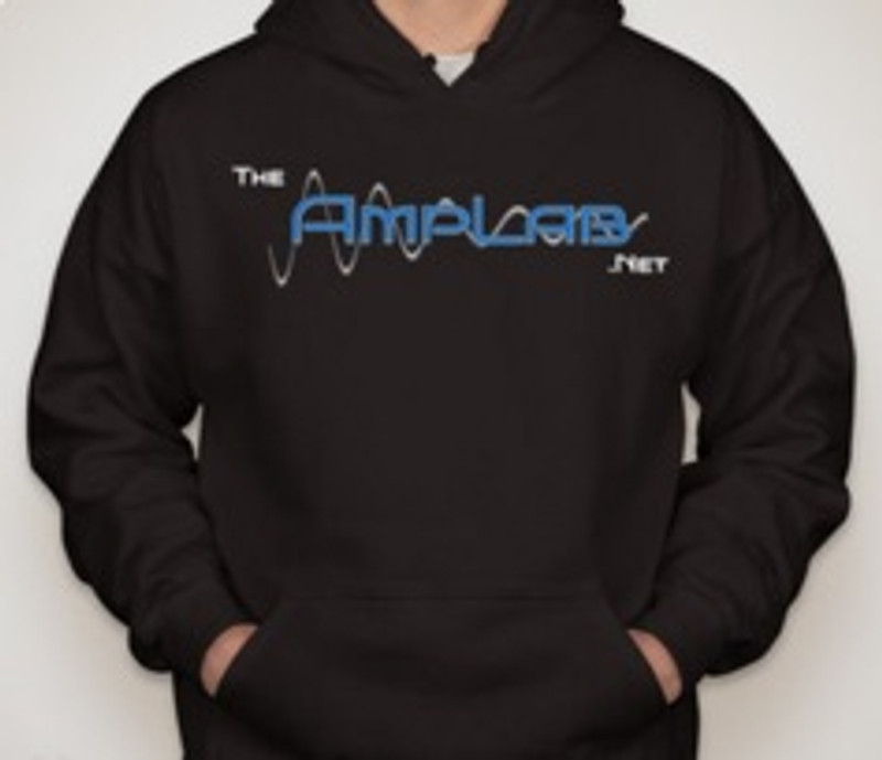 Amp Lab Logo Hoodie