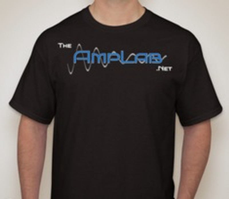 Amp Lab Logo T-Shirt