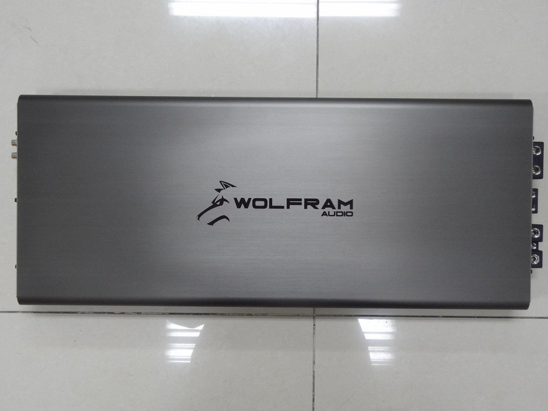 Wolfram Audio W-4500.1