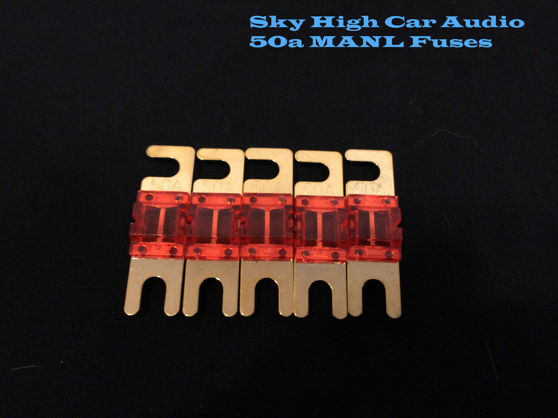 Sky High Car Audio MANL Fuse (Sold Individually)