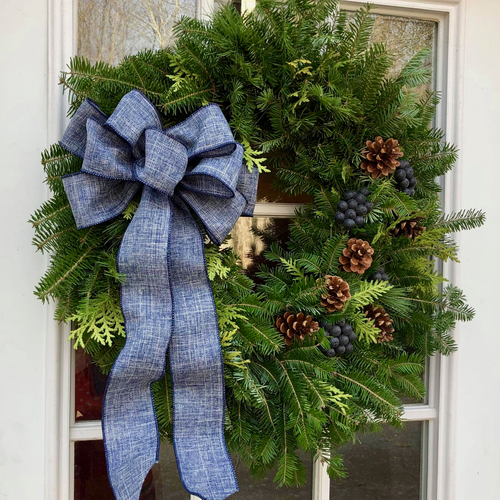 Bar Harbor Wreath (SOLD OUT)