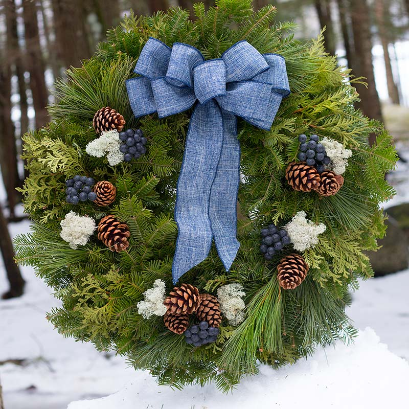 blueberry-fresh-christmas-wreath-harbor-farm-maine-snow-800x800.jpg