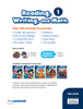 Disney Learning Series - Reading, Writing, and Math - Grade 1 - Back Cover