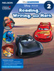 Disney Learning Series - Reading, Writing, and Math - Grade 2 - Front Cover