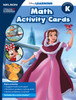 The Disney Learning Series - Math Activity Cards - Kindergarten - Front Cover