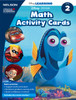 Disney Learning Series - Math Activity Cards - 2 - Front Cover
