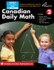 Canadian Daily Math 2 Front Cover