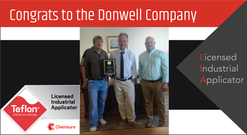 Intech Services Thanks the Donwell Company for Its Service as an LIA