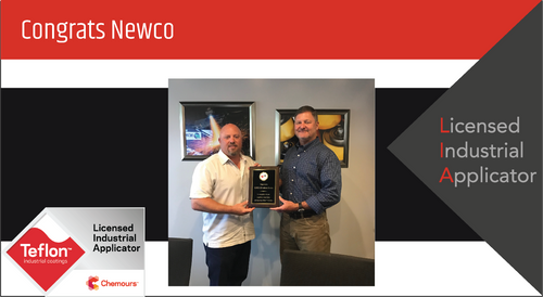 Intech Services Thanks Newco Industrial Services for Its Service as an LIA