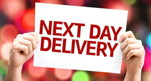 Next Day Delivery with Intech!