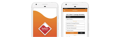 The Teflon™ App Is Coming in 2019!