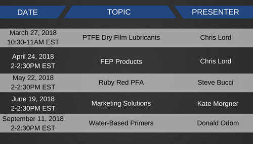 Don't Miss Our Upcoming Ruby Red PFA Webinar