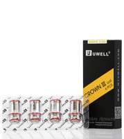 Uwell Crown III Sub-Ohm Replacement Coils (5 Pieces)