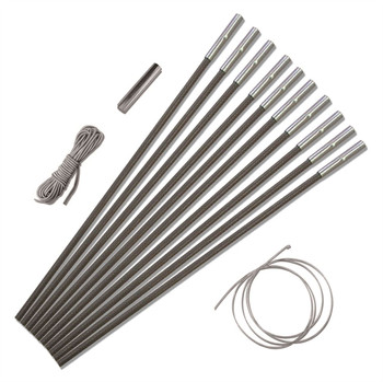 Universal 11mm Replacement Durawrap 10 Pole Pack