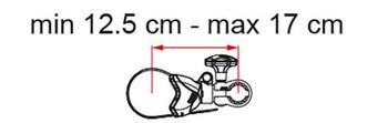 Fiamma Carry-Bike Block Pro S1 Black & Red (07215-01A)