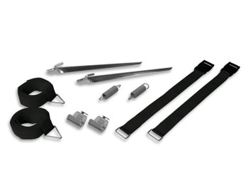 Fiamma Caravanstore Awning Tie Down S Kit Black (98655-638)