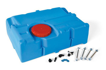 Fiamma Fresh Water Roll Tank 70 Litre - Blue (01537-01-)